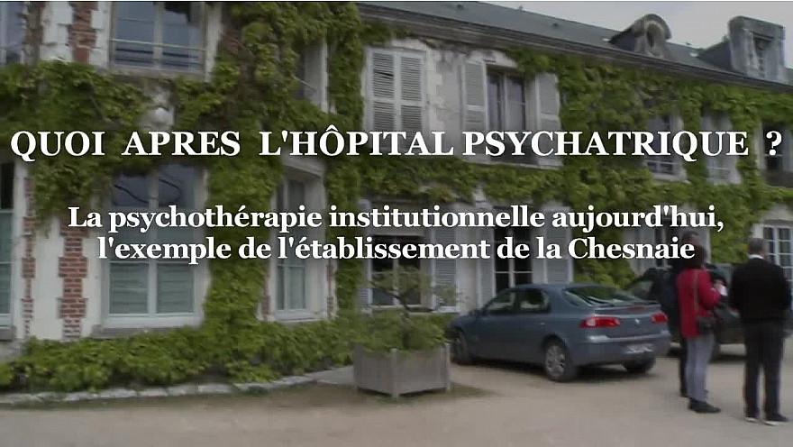 Quoi après l'Hôpital Psychiatrique ? Conseil National Handicap: